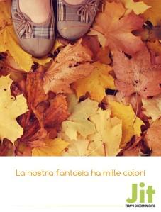 I colori dell'autunno - i colori della comunicazione