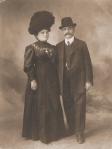 Coniugi Melegatti 1907