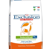 EXCLUSION DIET FORMULA INTESTINAL DOG