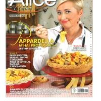 Melegatti su «Alice Cucina»
