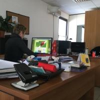 Spostamenti in ufficio